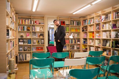 Bestuhlt - Quichotte lädt ein zu Lesungen
